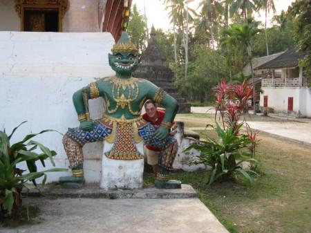 Wächter des Tempels
