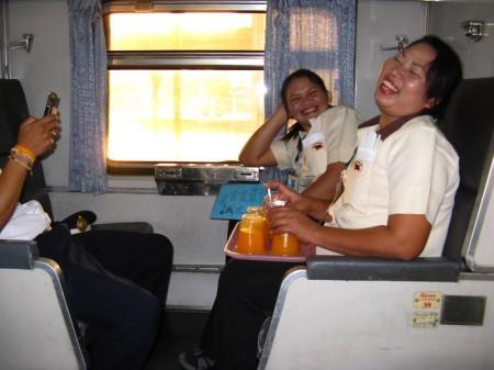 unsere Zugbegleiterinnen
