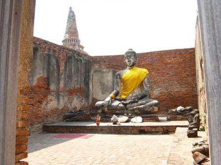 ein ganz berühmter Buddha