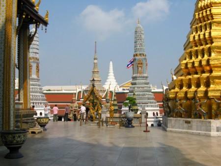Tempel über Tempel