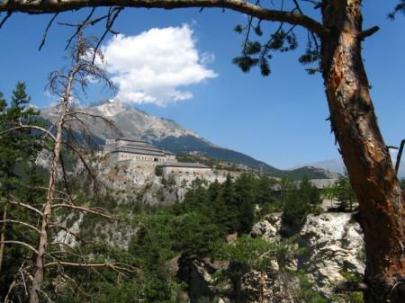die Festungen von Briancon