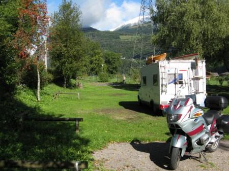 Campingplatz Oberdrauburg
