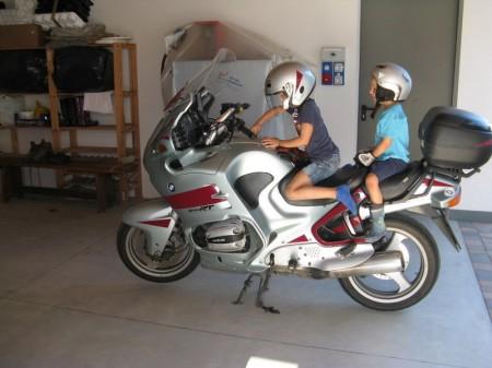 sie wollen auch Biker werden
