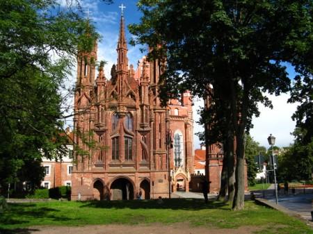 die St. Anna-Kirche